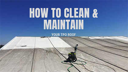 tpo clean blog banner