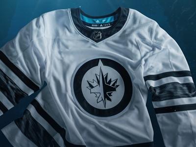 Winnipeg jets jersey