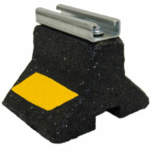 C5-B rubber base with strut