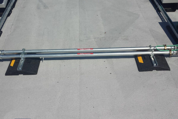 cw12 rubber pipe supports base application
